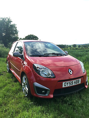Renault Twingo Renaultsport 133, 2009, 77,000 miles, Cup chassis