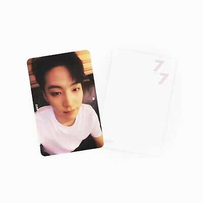 [GOT7]2nd Edition/Official Photocard-JB/Selfie version/7 for 7/You Are/1pc