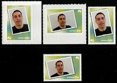 Australia 2013 World Stamp Expo Personalised Stamps (MNH)