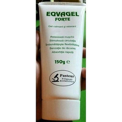 EQVAGEL FORTE revitalizing efect anti-inflammatory stimulating blood circulation
