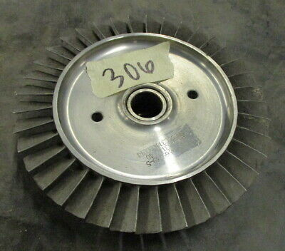 "5"" Airplane Engine Turbine Fan for Design Art Decor Projects"