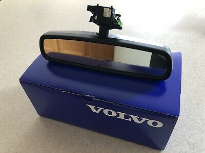 Genuine Volvo Rearview Mirror 31217822 - With Dimming & Compass