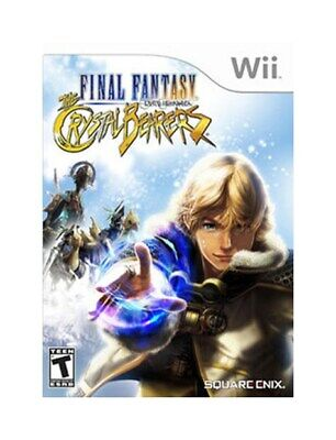Final Fantasy Crystal Chronicles: The Crys WII - IMPORT
