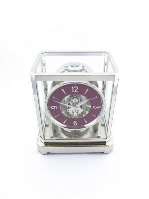 Fine and rare LeCoultre Atmos III clock, caliber 519, 1950´s