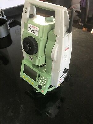 "Leica TS09 Ultra 3"" R1000 Total Station Twin Screen, Excellent condition."