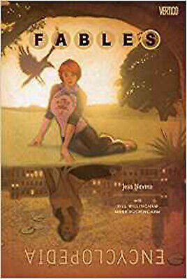 The Fables Encyclopedia HC, Willingham, Bill, New Book