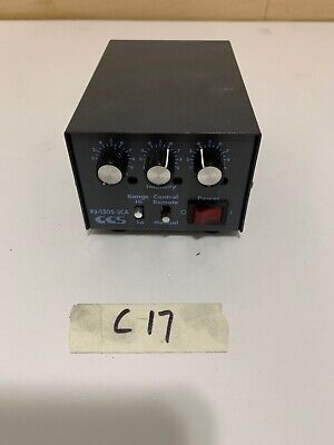 CCS PJ-1505-3CA  Light Source Controller Warranty! Fast Shipping!