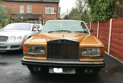 1982 Rolls Royce Silver Spirit, 66,000 Miles,Excellent Condition Throughout,