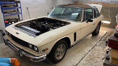 Jensen Coupe LHD vin 27111983 1 of 20 made  very rare car