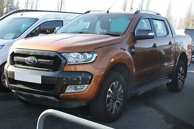 For Ford Ranger 2012+ Wind Deflectors Set (4 pieces)