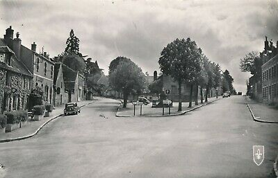 CP - France - (03) Allier - Cerilly - Grand'Place
