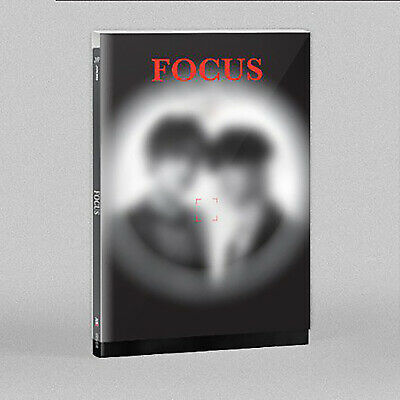 [JUS2]mini album/FOCUS/GOT7 UNIT/JB,YUGYEOM/Preorder/3 Options/A ver/New, Sealed