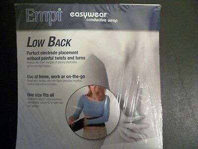 Empi Easywear Low Back Conductive Wrap
