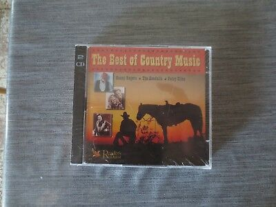 The Best of Country Music 2 CD von Reader´s Digest Neu und OVP