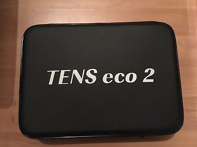 TENS ECO 2 - In Box -as Good As New- Zo Goed Als Nieuw !!!!