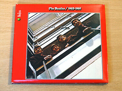 The Beatles/1962 - 1966/2010 Remastered 2x CD Set