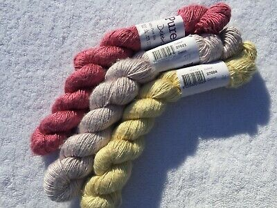 Debbie Bliss Pure Silk yarn - 30% Off
