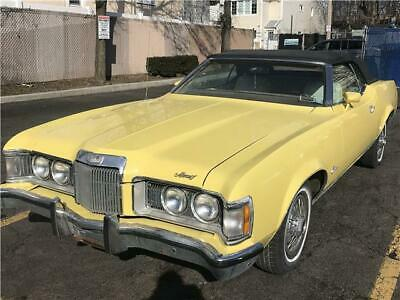 1973 Cougar xr7 D3 1973 Cougar xr7 D3 86,787 Miles yellow convertible 351 Automatic