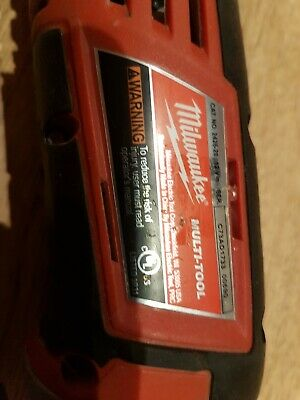 Milwaukee C12 MT Compact Cordless Multi Tool 12v  body only
