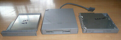 Vintage Toshiba CD ROM And 2 X Floppy Dives. 430CDT, 220 CDS