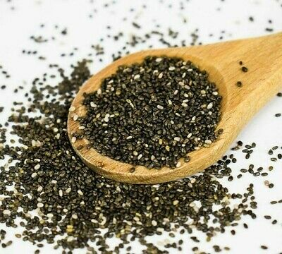 Organic Chia Seeds Natural Weight Loss Detox Raw Whole Natural Chia Free P&P
