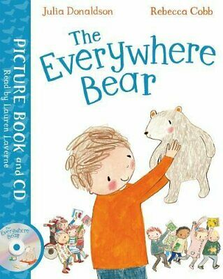 Julia Donaldson - The Everywhere Bear