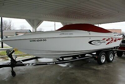 2001 Baja Boss 232 Powerboat **clean, We Finance!! **delivery Starts At $199