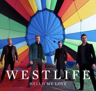 Westlife - Hello my love CD single Mint