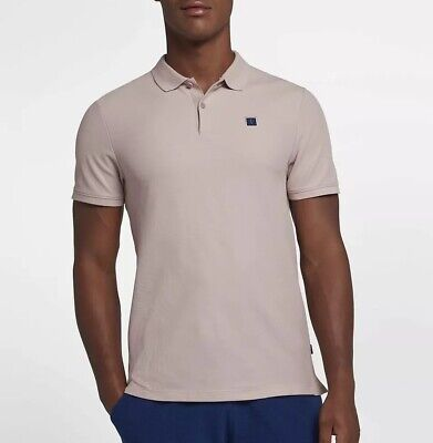 promo code 5b837 ff4b7 Nike Court RF Essential Roger Federer Polo Top AH6762-684 Size XXL New