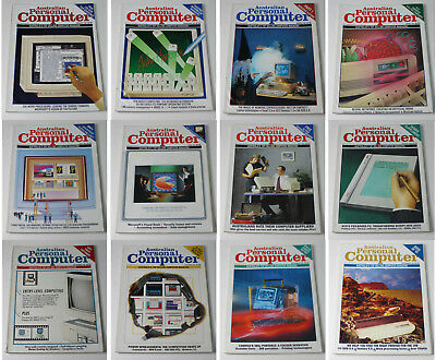 Australian Personal Computer (APC) Magazine (12 Issues from 1991)