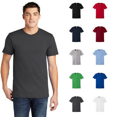 American Apparel USA Collection Fine Jersey T-Shirt Made in America Tee 2001A