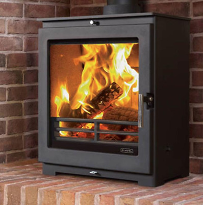 Defra Approved Flavel Arundel Xl (Widescreen)  Multifuel Stove  5Kw
