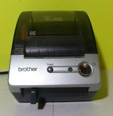 BROTHER QL-500/550 PC Label Printer...P-Touch (Printer Only)