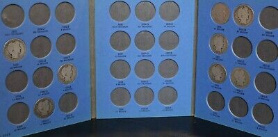 Barber Half Dollar Collection | 1892 - 1903 | Whitman | Low Reserve |