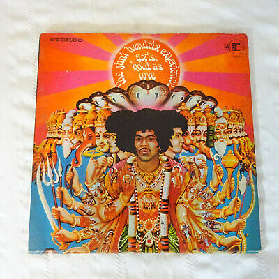 Jimi Hendrix Experience ~ Axis: Bold as Love Vinyl LP   Reprise Early Press  GC+