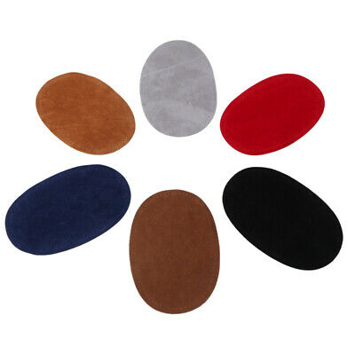 New Durable Suede Fabric Patches Elbow Knee Patch Handy Repair Sewing Tools N7