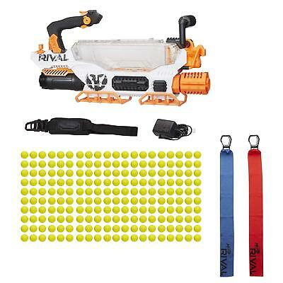 Prometheus MXVIII-20K Nerf Rival Toy Blaster w/ Rechargeable Battery 200 Rounds