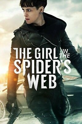 The Girl in the Spider's Web 2018 (DVD)