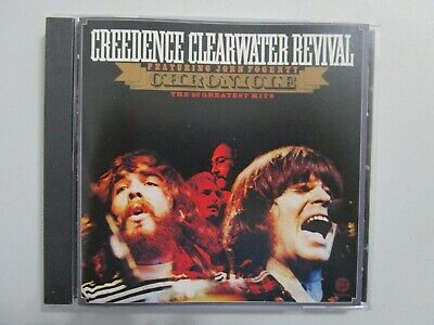 CREEDENCE CLEARWATER REVIVAL= Greatest Hits CD / Best Of