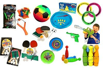 Giant Fun Kids Childrens Summer Indoor & Garden Games Outdoor Summer Beach Games