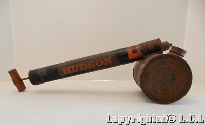 Vintage HUDSON Continuous Bug Insect Insecticide Chemical Pump Sprayer