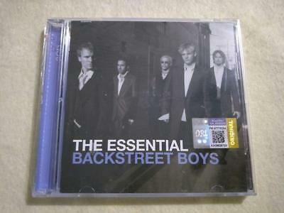 Backstreet Boys The Essential 2013 Malaysia Press Edition 2CD New Sealed BSB DNA