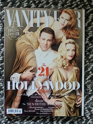 Vanity Fair (UK) March 2015 Hollywood Issue