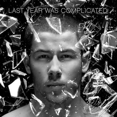 Nick Jones - Last Year Was Complicated  (2016) CD NEU OVP