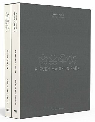 Eleven Madison Park: The Next Chapter (Signed Limited Edition): Stories & Waterc