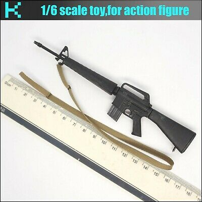 Y23-02 1/6 scale ACE U.S. Vietnam War-Play Company M16A1 Assault rifle