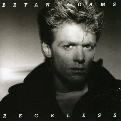 Reckless by Bryan Adams (CD, Oct-1990, A&M) *NEW* *FREE Shipping*