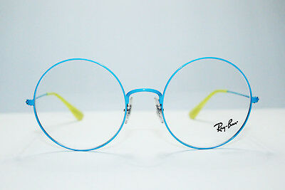 e753313322 Brand New Ray Ban Rb 6392 2942 Blue Authentic Eyeglasses Rx 6392 53-20-