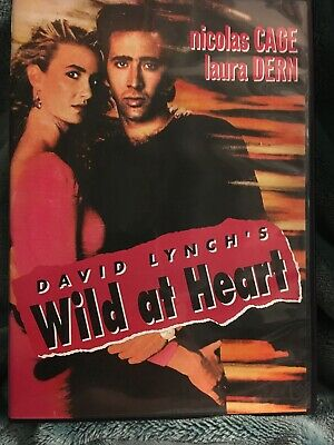 Wild at Heart (1990) [New DVD] Never Been Played