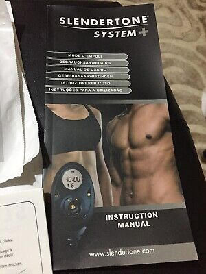 Slendertone Abs 7 Belt Abdominal Unisex Rechargeable With Box X-70 & Others